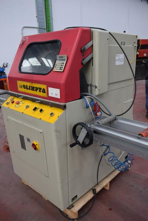 Tronzadora Automática LGF Olimpya 320