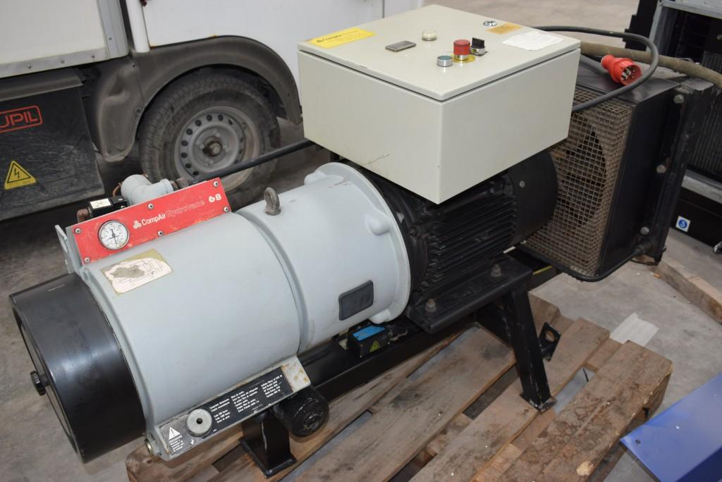 Compresor de aire rotativo de paleta Hydrovane 68