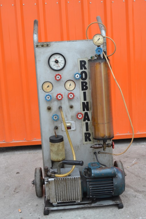 Maquina carga de aire acondicionado for Maquinas de aire acondicionado baratas