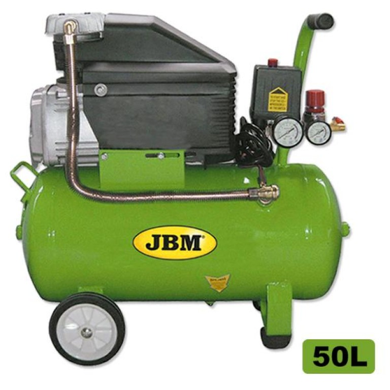 Nuevo compresor de aire comprimido 50 l jbm - Compresor de aire comprimido ...