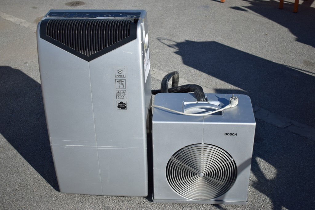 M U00e1quina De Aire Acondicionado Port U00e1til Bosch