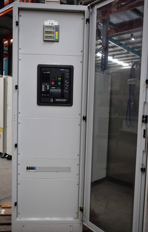 Cuadro el ctrico salida transformadores - Transformador electrico precio ...
