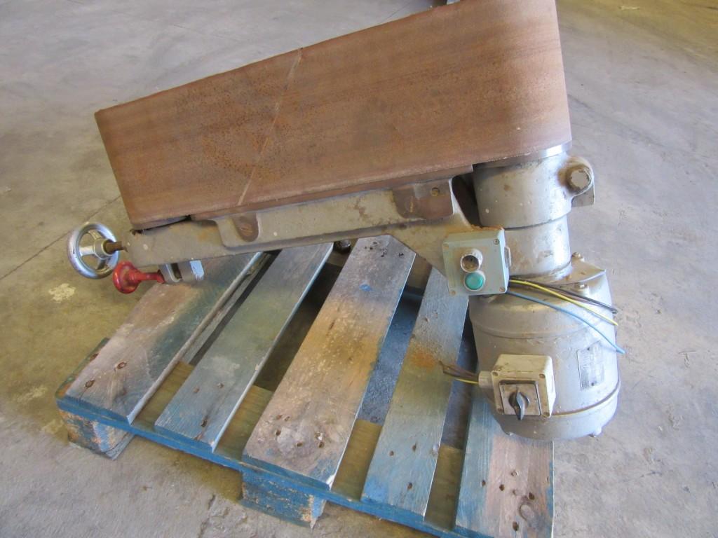 Lijadora de pie para madera vitor - Lijadora para madera ...