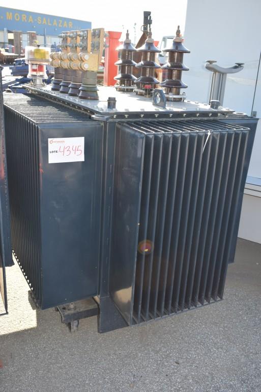 Transformador Merlin Gerin 1.000 KVA