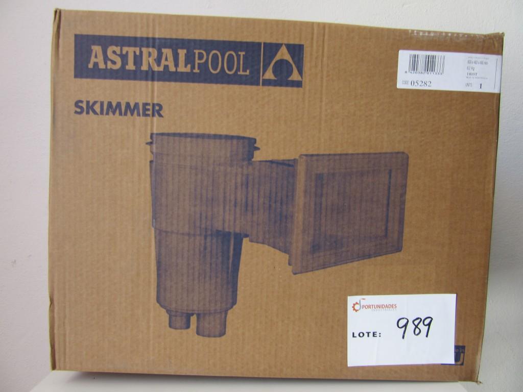 Lote de 55 Uds. Eskimmer para piscina Astralpool