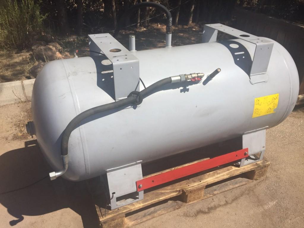 Depósito de Aire Comprimido 500 Litros