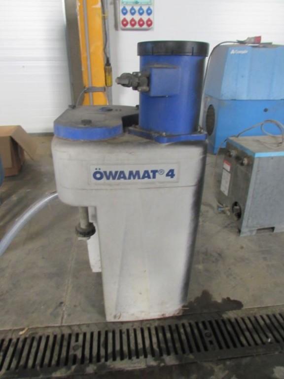Separador de agua y aceite Beko Owamat 4