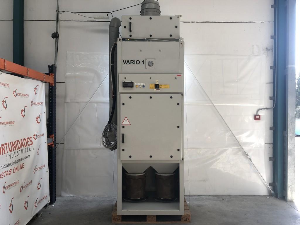 Filtro separador seco VARIO 1-SC8-B30-V-AS-SO