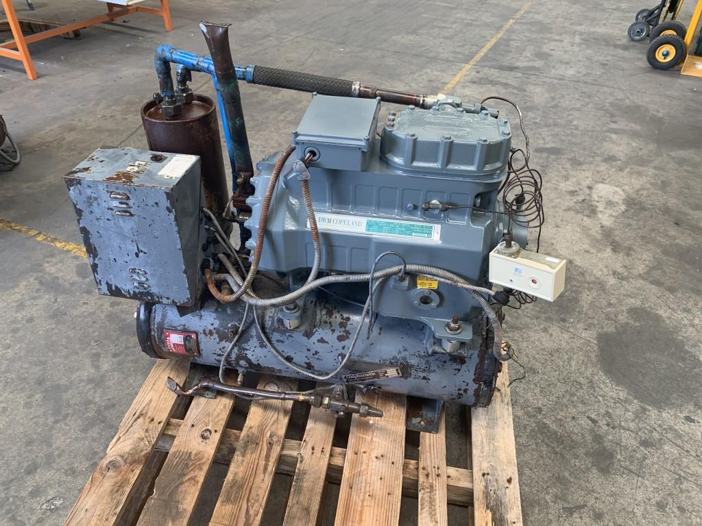 Motor de refrigeracion  COPELAND