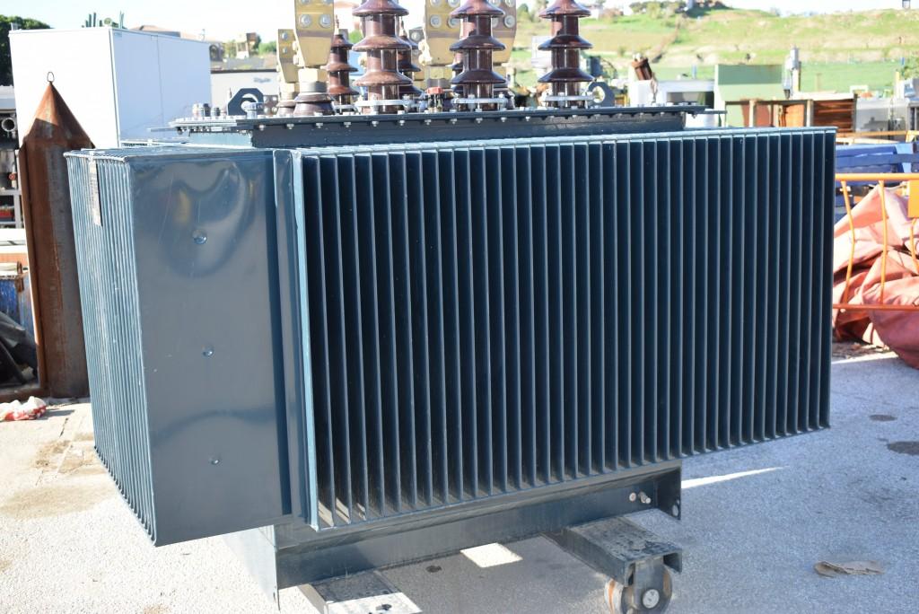 Transformador Merlin Gerin 1.600 KVA