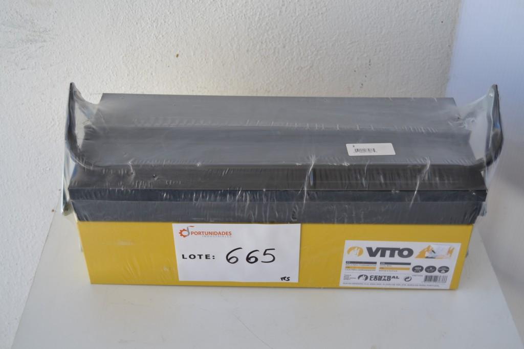 Caja de herramientas metalica vito - Caja de herramientas metalica ...