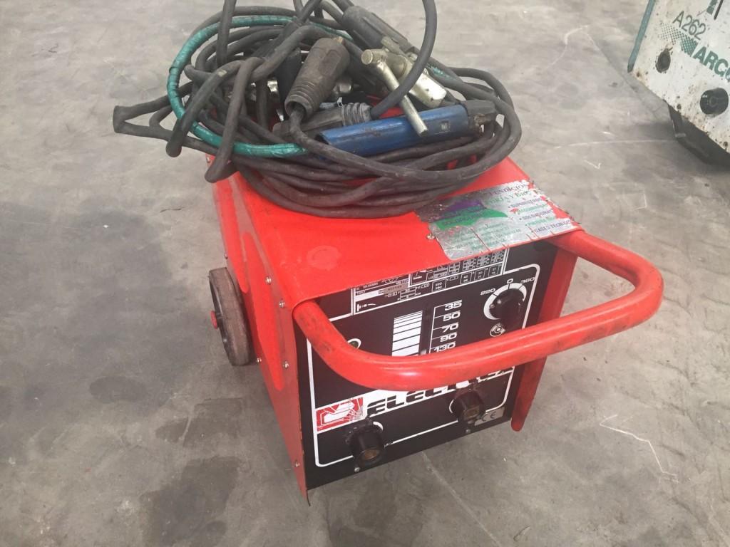 Transformador de soldadura Electrex MB 170