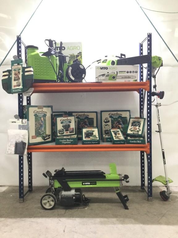 Lote con tiles y maquinaria de jardiner a for Utiles de jardineria