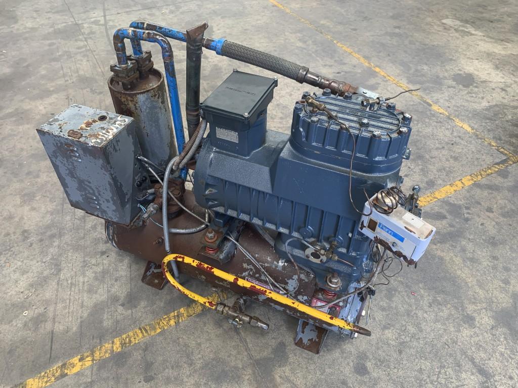 Motor de refrigeración gelfred