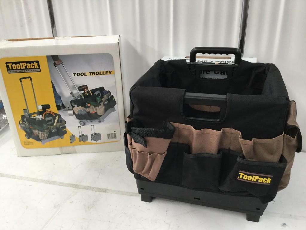 Malet n de trabajo con ruedas para herramientas toolpack - Maletin herramientas con ruedas ...