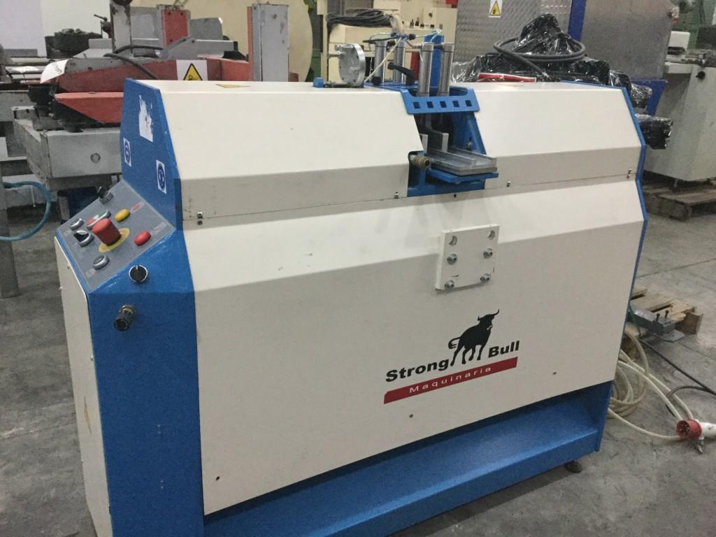 Fresadora STRON BULL modTRJ-AV de 1,5 cv