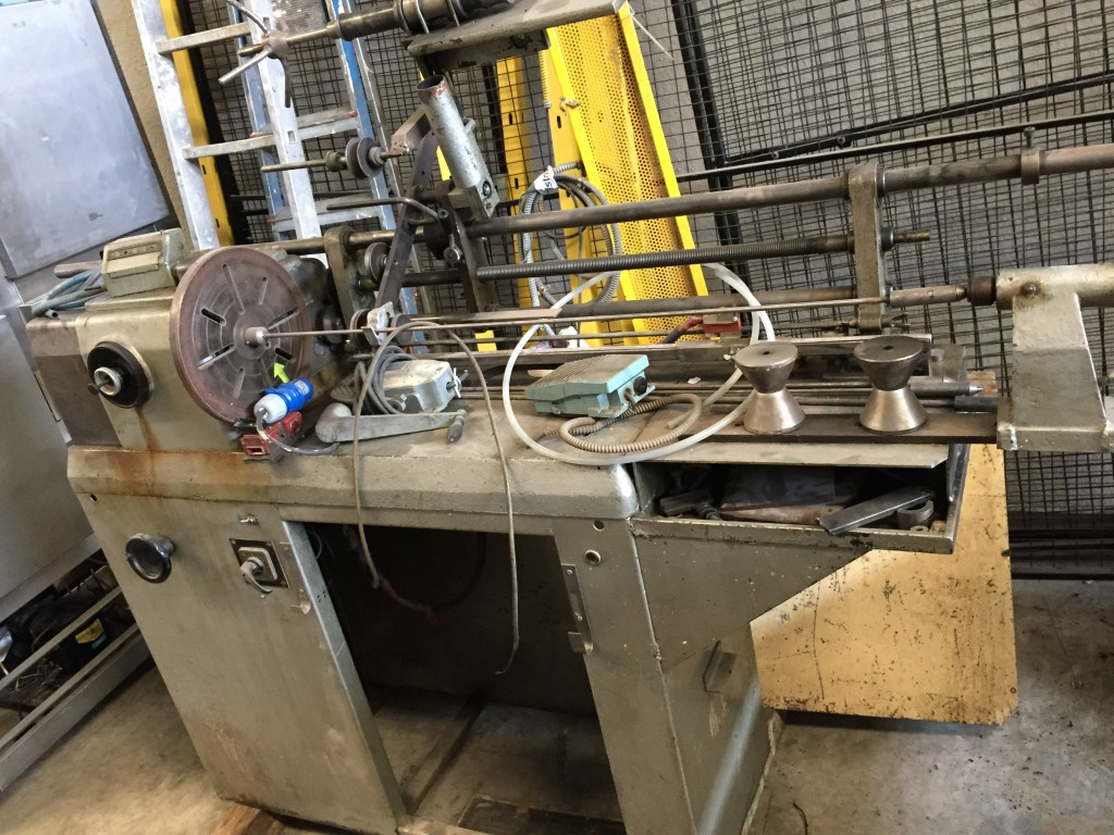 Bobinadora industrial